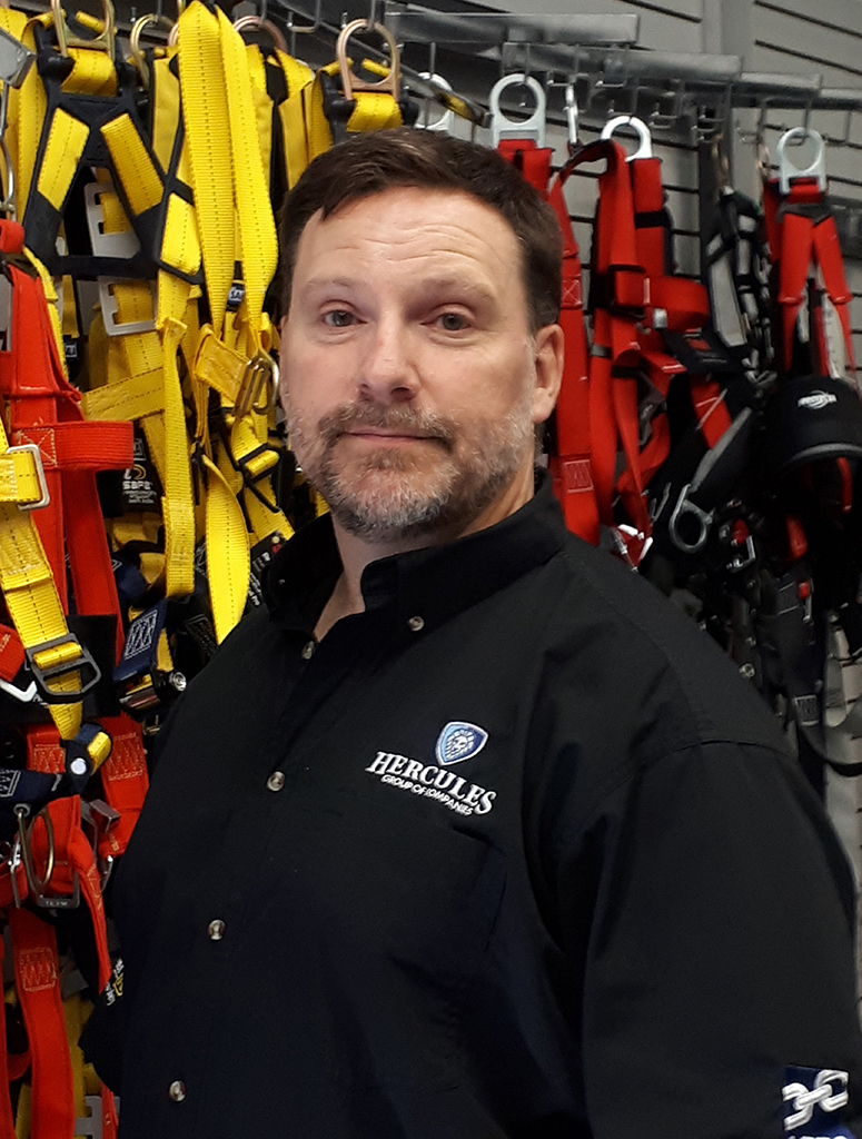 Get to Know Our Trainers: Steve Hache, CD