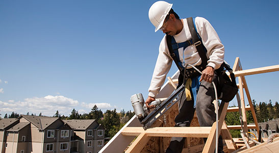Construction of new homes has leaped 18% in 7 years
