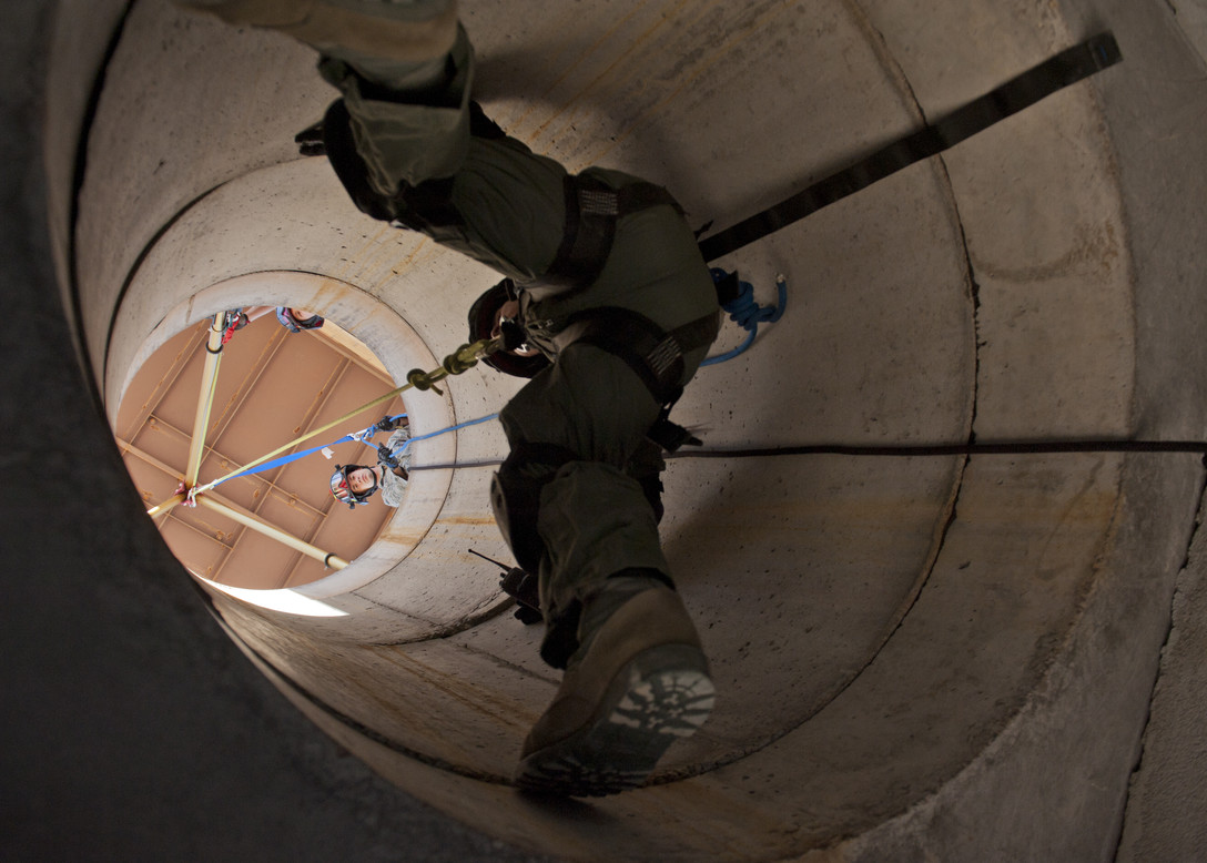 Confined Space 2