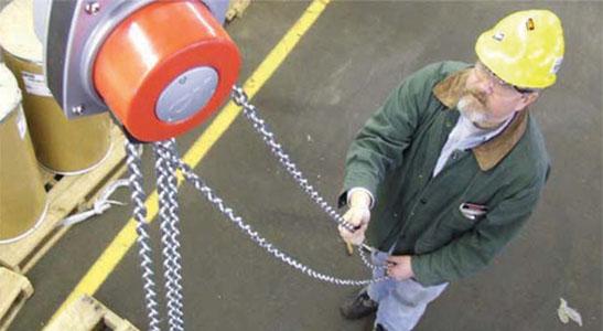 Crane & Hoisting System: the dangers of side pulling