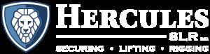hercules logo white