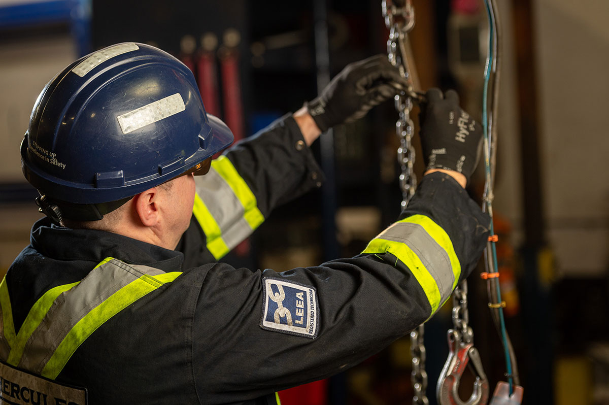 product image for services chain sling inspections tests repairs and certifications