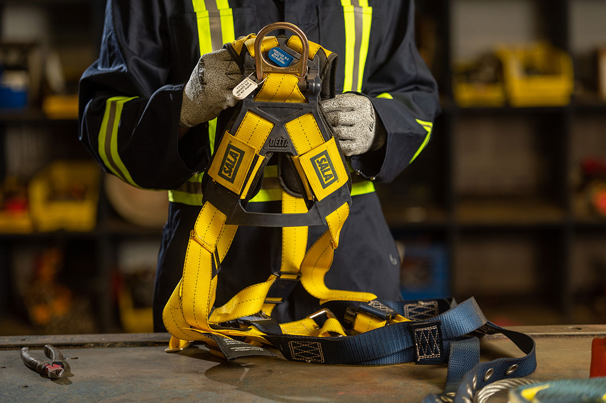 product image for services fall protection harness inspections tests repairs and certifications