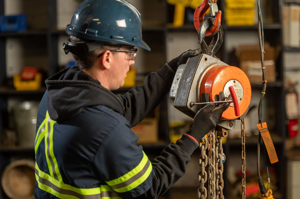 product image for services hoist inspections tests repairs and certifications