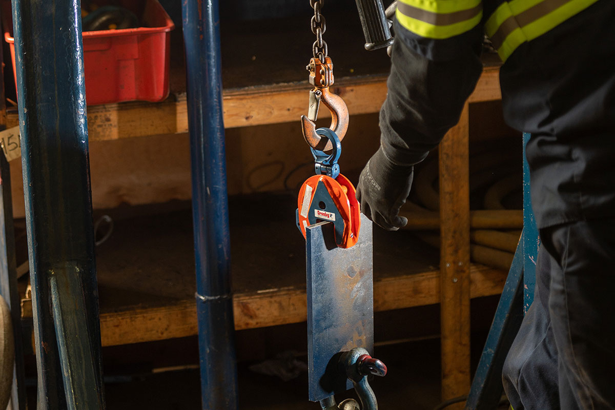 product image for services plate clamp inspections tests repairs and certifications