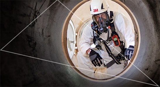 3m confined space rescue from hercules slr