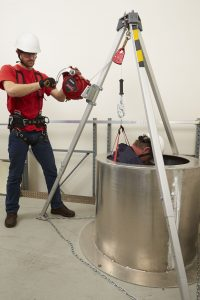 confined space rescue by 3m