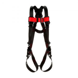 3M fall protection, protecta vest-style harness at hercules securing, lifting and rigging