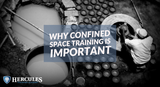 why confined space training is important in sewers