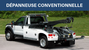 Conventional Wrecker FRENCH