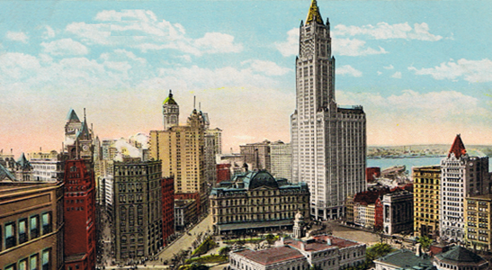 Early-Skyscrapers