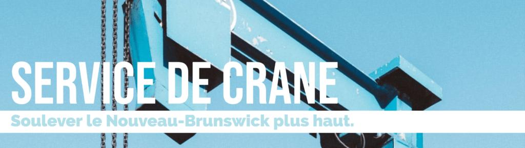 service de crane