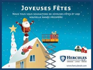 Hercules E Card 2018 FR