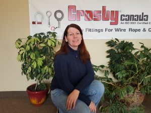 Jenn Connolly, Branch Manager