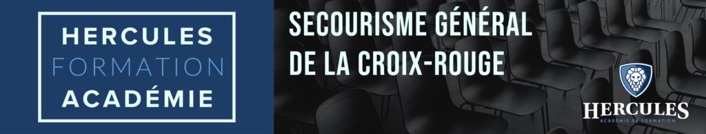 Hercules Académie de Formation: Secourisme général de la Croix-Rouge