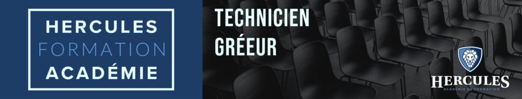 Hercules Académie de Formation: Technicien gréeur