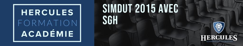 SIMDUT 2015 avec SGH