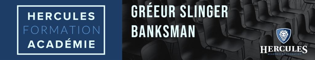 Hercules Formation Académie: Gréeur Slinger Banksman