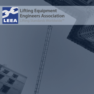 leea the lifting equipment engineers association
