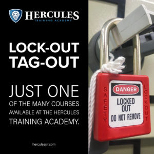 Lock our tag out
