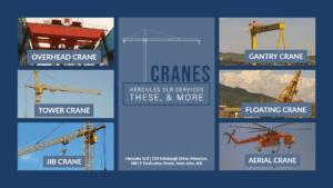 hercules slr crane service hercules slr new brunswick