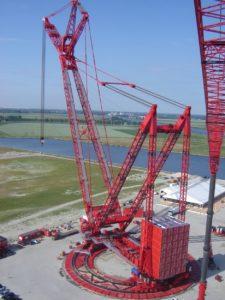 PTC 200 DS crane