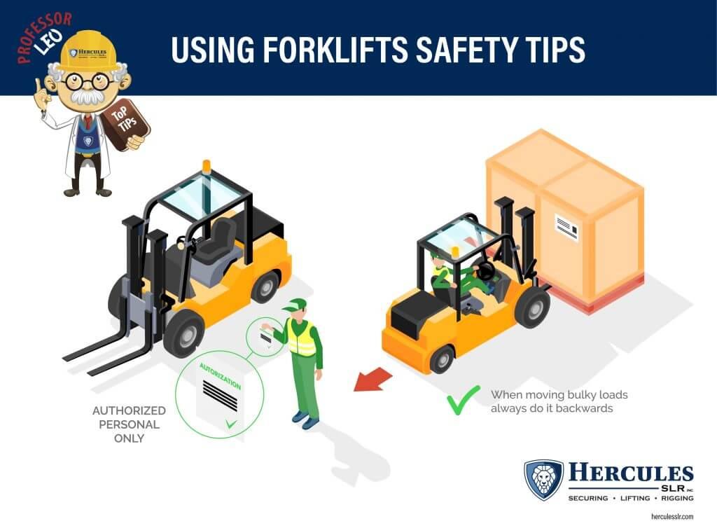 Prof Leo Forklift Safety 1