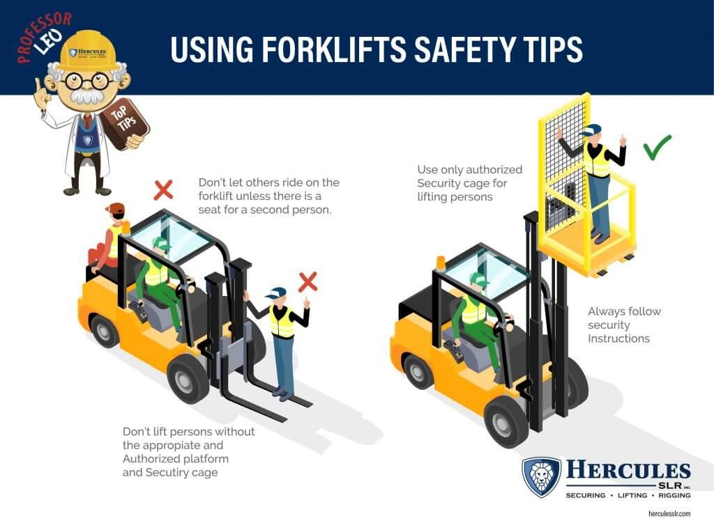 Prof Leo Forklift Safety 2
