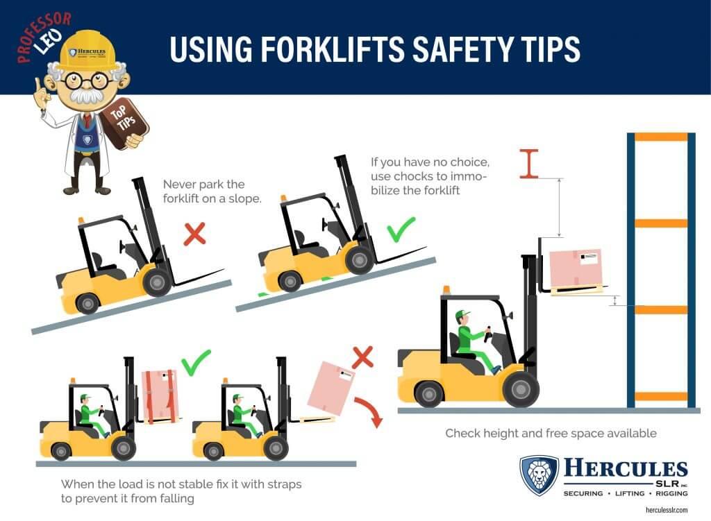 Prof Leo Forklift Safety 3