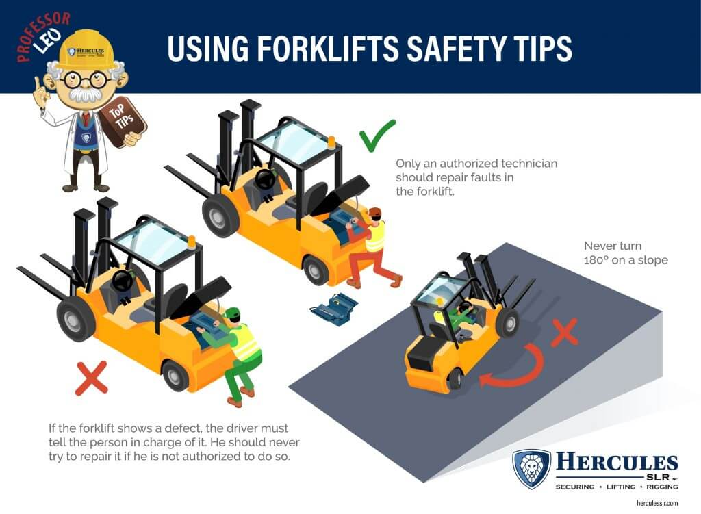 Prof Leo Forklift Safety 4