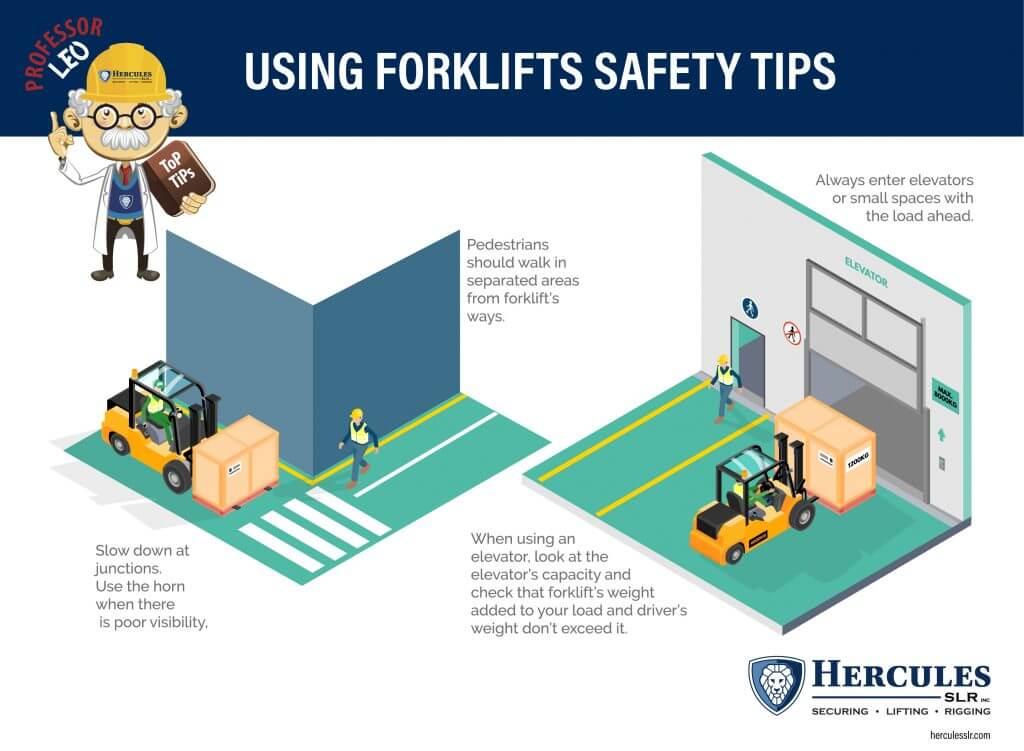 Prof Leo Forklift Safety 5