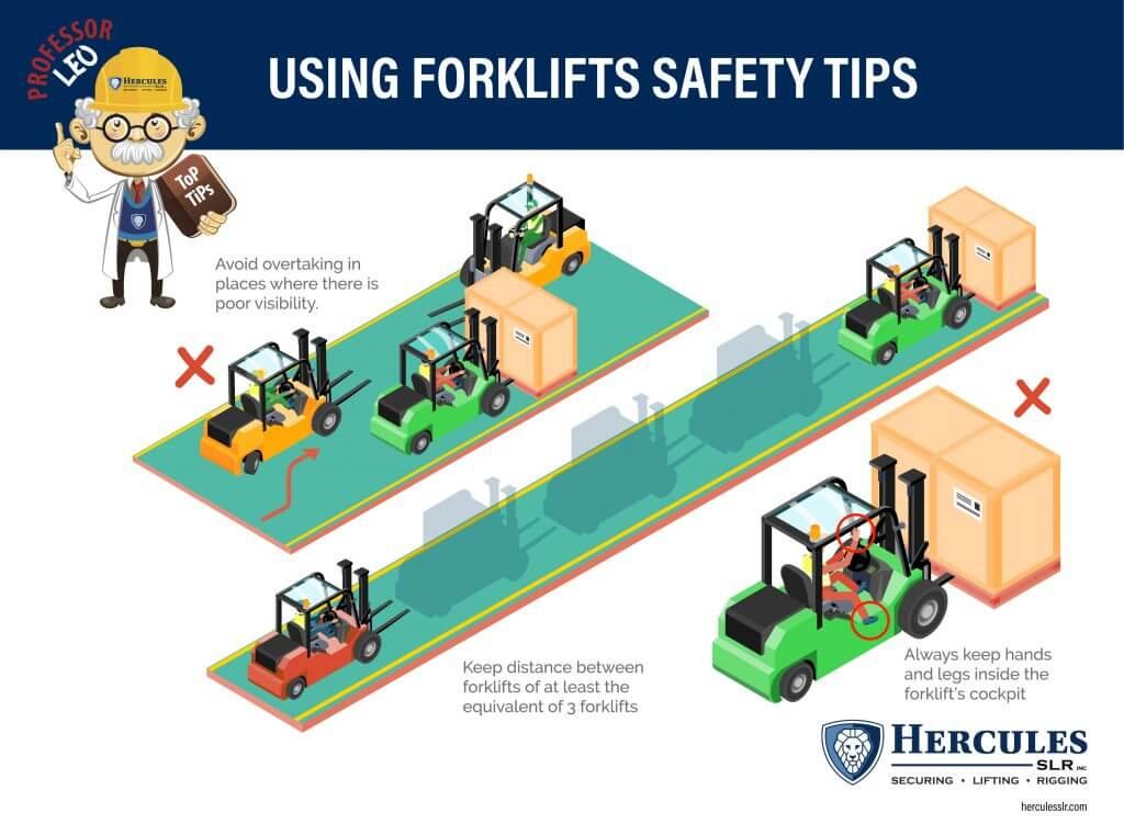Prof Leo Forklift Safety 6