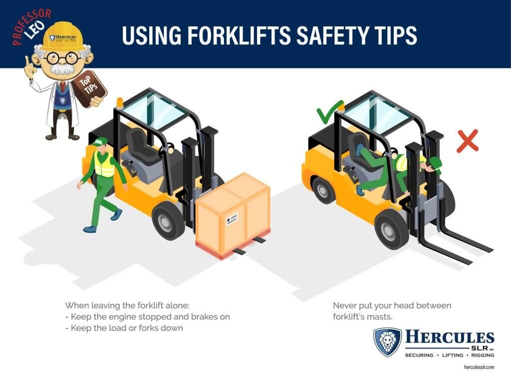 Prof Leo Forklift Safety 7