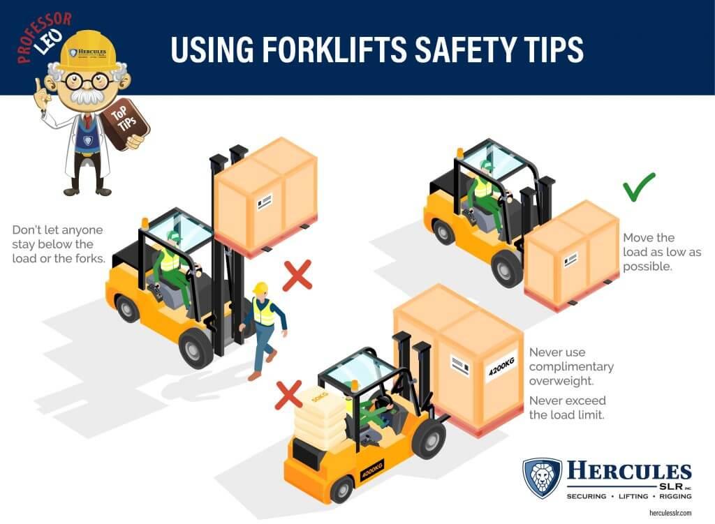 Prof Leo Forklift Safety 8