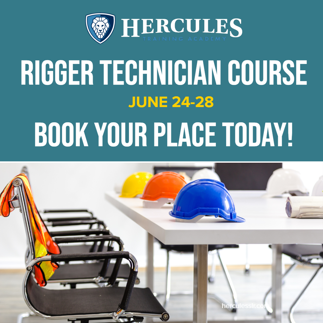 Rigger Tech Training Course