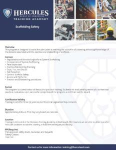 Scaffolding Safety EN V1