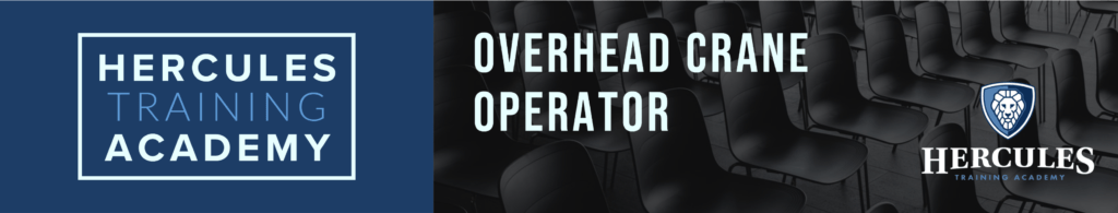 overhead crane operator training course