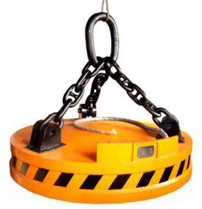 circular scrap lifting electromagnet 1577385