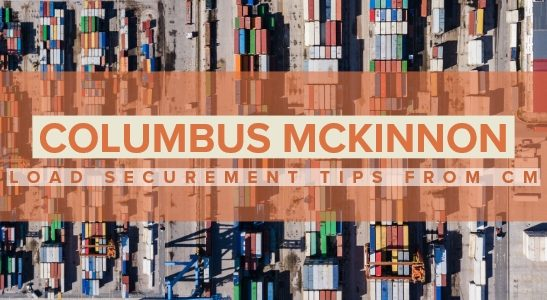 load securement columbus mckinnon at hercules slr