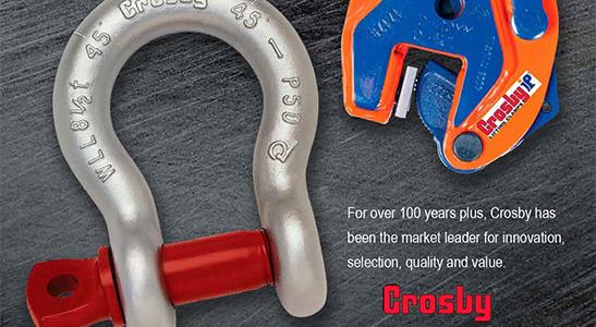 crosby shackles