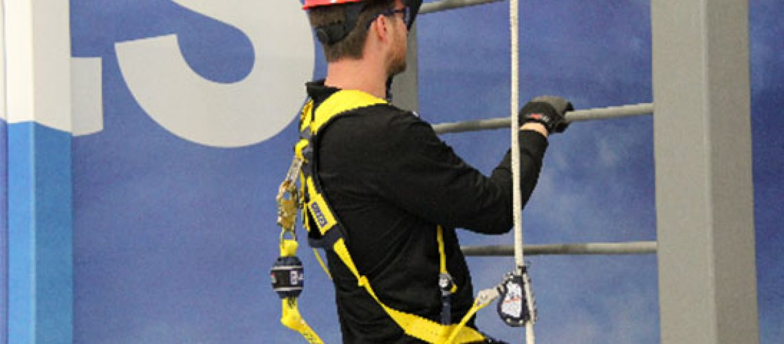 Rope Grab: 6 fall protection tips from Hercules SLR