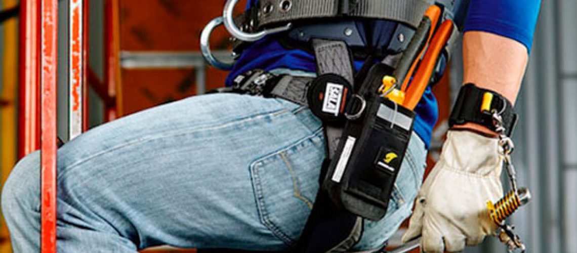 Fall Protection for Tools - Stop the Drop!