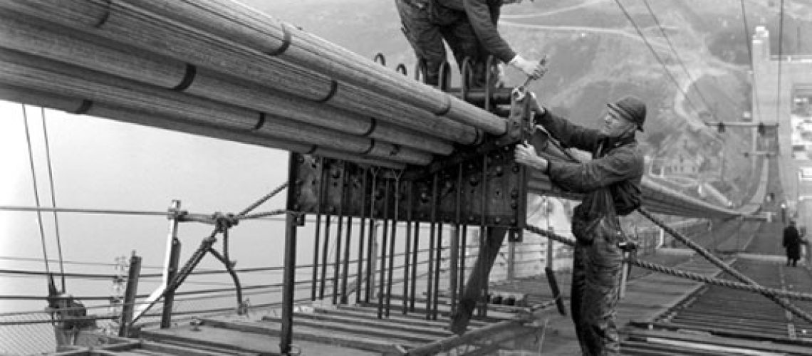 PPE-volution - How the Golden Gate Bridge Inspired PPE