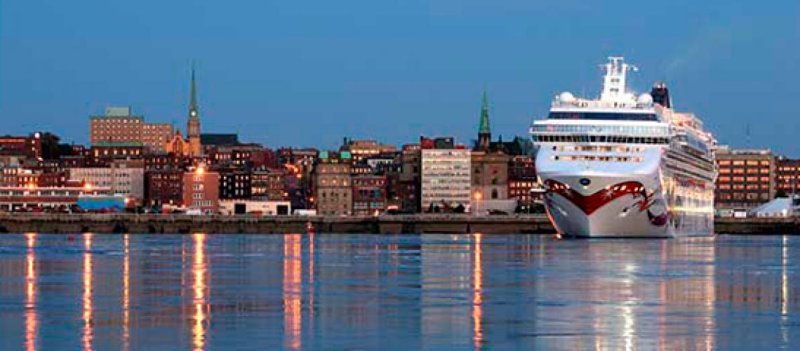 En Cours : Modernisation du Port de Saint John