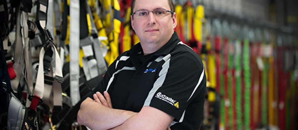 Get to Know Your Training Specialist - Kevin Giles CRSP