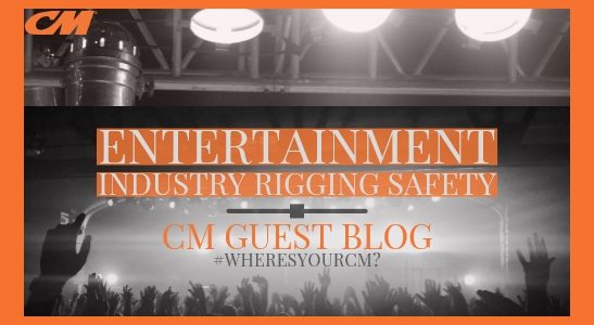 entertainment industry rigging, hercules securing, lifting and rigging