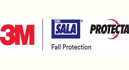 3m dbi-sala and protecta logo