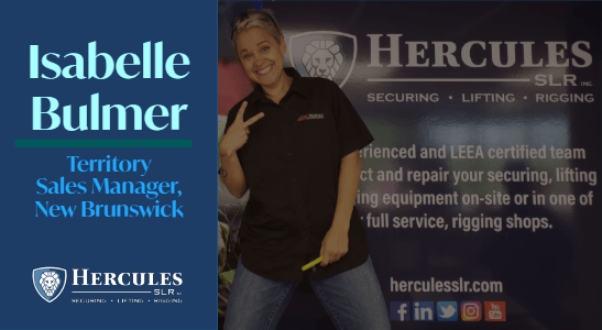 hercules slr territory sales manager blog header