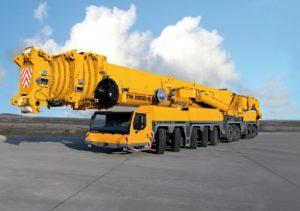 LTM 11200-9.1 crane