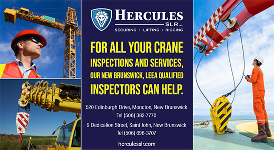 crane service in new brunswick